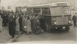 Photographie Bus Vicinal Flawinne Champion - Transports