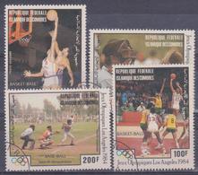 1984 Isole Comore - Giochi Olimpici Di Los Angeles - Isole Comore (1975-...)