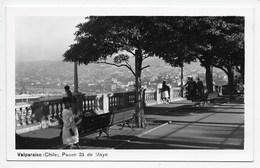 Chile - Valparaiso - Paseo 21 De Mayo - Chile