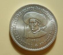 Portugal 20 Escudos 1960 Centenário Da Morte Do Infante Dom Henrique Silver - Portugal