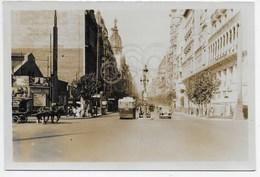 Buenos Aires - Avenida Del Mayo - Photographic Card - Argentina