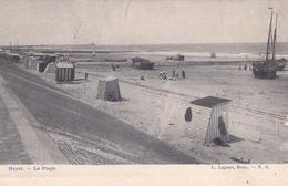 "HEYST ""La Plage "" 1907  Voir Scans - Heist"