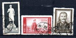 1954 C27 Stalin POSTALLY USED!!!! (660) - 1949 - ... République Populaire