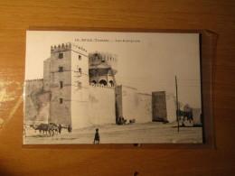 CARTOLINA TUNIS  1908 SFAX LES REMPARTS      - D 2868 - Tunisia