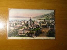 CARTOLINA TIBERIAS MIT DEM SERAIL         - D 2938 - Israel