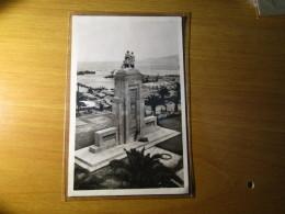 CARTOLINA  ALGER  ORAN MONUMENT  AUX MORTS   1949    D -2986 - Algeria