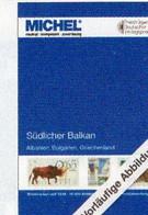 Michel Südost-Europa 2018/2019 Stamps Catalog New 72€ Europe Band 4 Bulgaria Greece Romania Türkei TK-Cyprus Zypern - 1948-.... Républiques