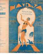 CAF CONC FOX ORIENTAL PARTITION NAIDJA PAULA CHABRAN POTHIER PRIOR ILL ELY COSTES TANGER SAHARA SPAHIS ±1925 - Music & Instruments