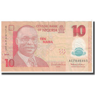 Billet, Nigéria, 10 Naira, 2015, KM:39c, TB+ - Nigeria