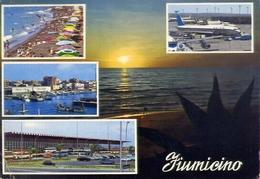 Fiumicino - Formato Grande Viaggiata – E 8 - Fiumicino