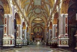 Montecassino - Frosinone - La Basilica - Formato Grande Viaggiata – E 8 - Frosinone