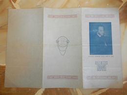 7a) Genova Teatro Paganini Stagione 1912/13 Abbonamenti E Spettacoli - Programmi
