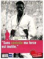 (ORL 745) France - Taekondo Champion Pascal Gentil - Martiaux