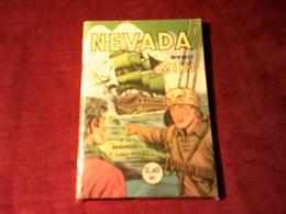 NEVADA  AVEC MIKI  No 43 1er Juillet 1960 - Nevada