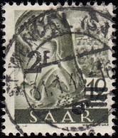 SAAR - Scott #178 Miner / Used - 1920-35 League Of Nations
