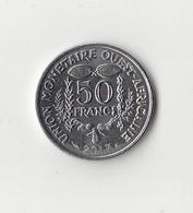 Union Monetaire Afrique Ouest, Banque Centrale De Etats De L'afrique Ouest- 2017-  50 Francs- - Senegal