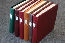 DDR Sammlung Gestempelt, BERLIN Sammlung Postfrisch, In 6 Vordruckalben  ... 320 Bilder ....184 (F) - Briefmarken