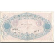 France, 500 Francs, 500 F 1888-1940 ''Bleu Et Rose'', 1939-11-23, TB+ - 1871-1952 Anciens Francs Circulés Au XXème