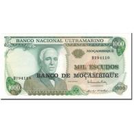 Billet, Mozambique, 1000 Escudos, 1972-05-23, KM:119, NEUF - Mozambique