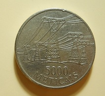 Mozambique 5000 Meticais 1998 - Mozambique