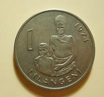 Swaziland 1 Lilangeni 1974 - Swaziland