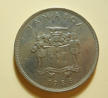 Jamaica 25 Cents 1986 - Jamaique