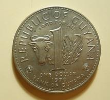 Guyana 1 Dollar 1970 - Guyana