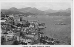 AK 0059  Roma - Panorama Col Tempio E I' Istuto Annesso / Istituto Missionario Don Bosco Gaeta Um 1930 - Other