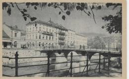 AK 0059  Sarajevo - Motiv Um 1920-30 - Bosnien-Herzegowina