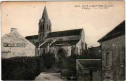 3FY 136 CPA - JOUY LE MOUTIER - L'EGLISE - Jouy Le Moutier