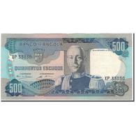 Billet, Angola, 500 Escudos, 1972-11-24, KM:102, SUP - Angola