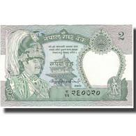 Billet, Népal, 2 Rupees, 1981, KM:29a, SPL - Népal