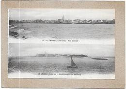 LE CROISIC - 44 -  Vue Générale Et Etablissement De Pen Bron  - DELC4 - - Le Croisic