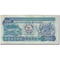 Billet, Mozambique, 500 Meticais, 1983-06-16, KM:131a, TB - Mozambique