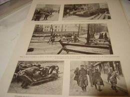 AFFICHE PHOTO REPRESSION A BERLIN 1919 - Autres