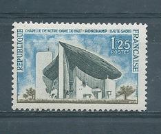 FRANCE -  Yvert  N° 1394 A **  RONCHAMP - France