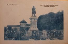 SAINT-LEGER-SOUS-BRIENNE (Aube) - 10 - Le Monument Aux Morts - Autres Communes