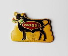 Pin's Vache Maggi Pot Au Feu - BL1 - Photography
