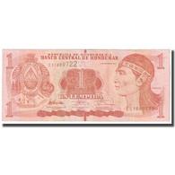 Billet, Honduras, 1 Lempira, 2012, 2012-03-01, KM:89b, TB - Honduras