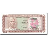 Billet, Sierra Leone, 50 Cents, 1984-08-04, KM:4e, NEUF - Sierra Leona