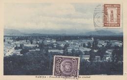 Bolivia/Bolivien: Post Card Tarija - Bolivia