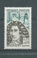 FRANCE -  Yvert  N° 1345 **  DENIS PAPIN - France