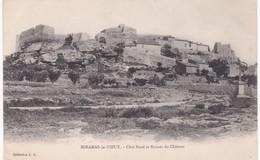 13 Bouches-du-Rhône - MIRAMAS-le-VIEUX - Côté Nord Et Ruines Du Château - Francia