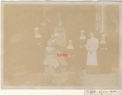 Ouffet Photo Originale De 1900 - Ouffet