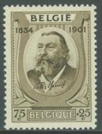 BELGIQUE - 1934 - MLH/* PETER BENOIT - COB 385 Lot 17924 - Unused Stamps