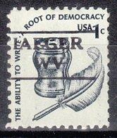 USA Precancel Vorausentwertung Preo, Locals West Virginia, Iaeger 872 - Vereinigte Staaten