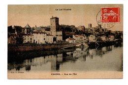 46 - CAHORS . VUE DE L'EST - Réf. N°19081 - - Cahors