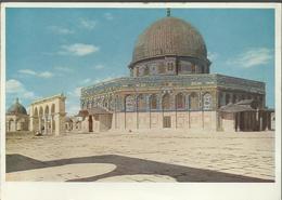 Jerusalem - Coupole Du Rocher, Vue De Sud-ouest - Carte 15 X 10,5 - Israel