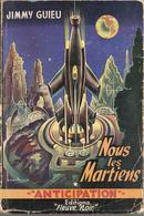 FNA  N° 31 - GUIEU - NOUS LES MARTIENS - Fleuve Noir