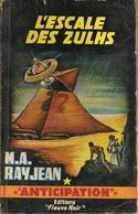 FNA  N° 254- RAYJEAN  - L'ESCALE DES ZULHS - Fleuve Noir